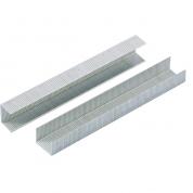 Скобы GROSS, 12 мм, для мебельного степлера, усиленные, тип 53, 1000 шт