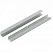 Скобы GROSS, 8 мм, для мебельного степлера, усиленные, тип 140,1250 шт