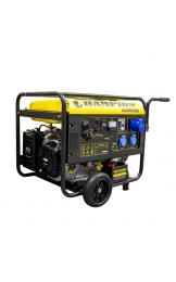 Генератор бензиновый Champion GG6500EBS