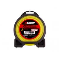 Корд триммерный Echo Round Line 3.0мм x 15м (круглый)