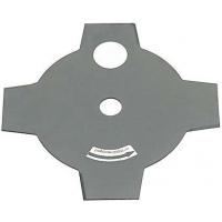 Нож металлический 4-зубчатый Echo 230/2/25.4 мм