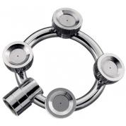Форсунка четырехголовочная (кольцевого типа) Echo