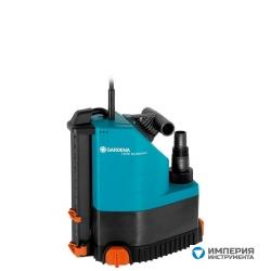 Насос дренажный для чистой воды Gardena 13000 аquasensor Comfort