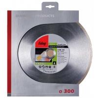Алмазный отрезной диск FUBAG Keramik Extra D300 мм/ 30-25.4 мм