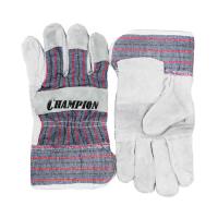 Перчатки защитные кожаные Champion