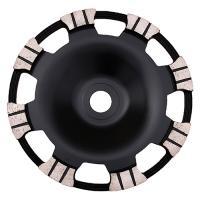Чашка шлифовальная алмазная ROBUST UZ-305 125 x 22,2 мм