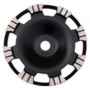 Чашка шлифовальная алмазная ROBUST UZ-305 180 x 22,2 мм