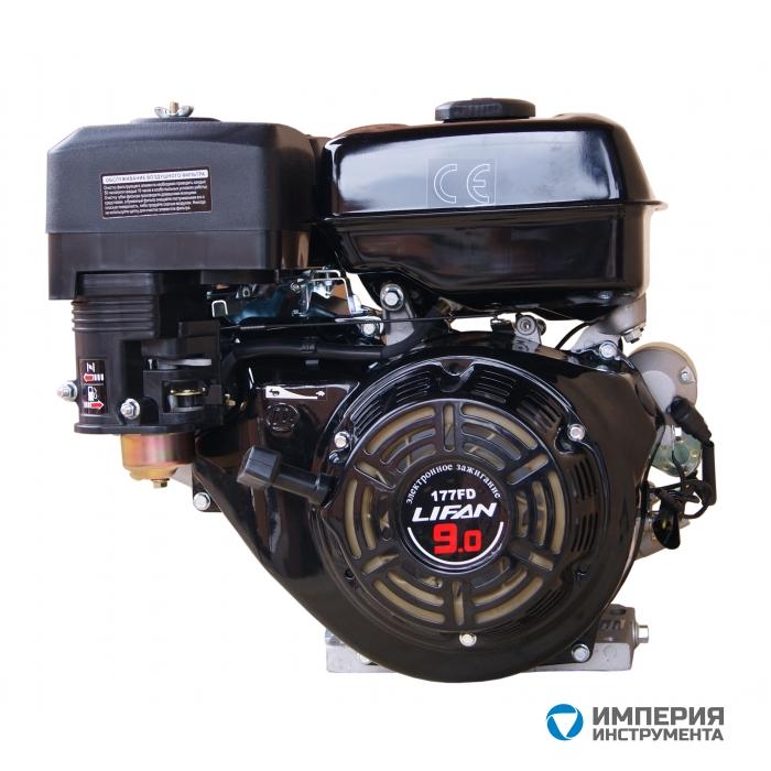 Двигатель бензиновый Lifan 177FD