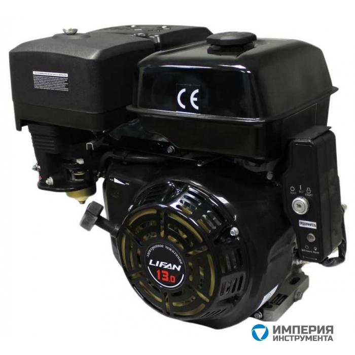 Двигатель бензиновый Lifan 190FD