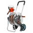 Тележка для шлангов металлическая Gardena AquaRoll M Easy с комплектом для полива