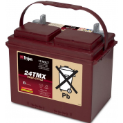 Trojan 24TMX  Свинцово-кислотная батарея с жидким электролитом