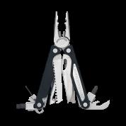 Мультитул Leatherman Charge ALX, 18 функций, кожаный чехол