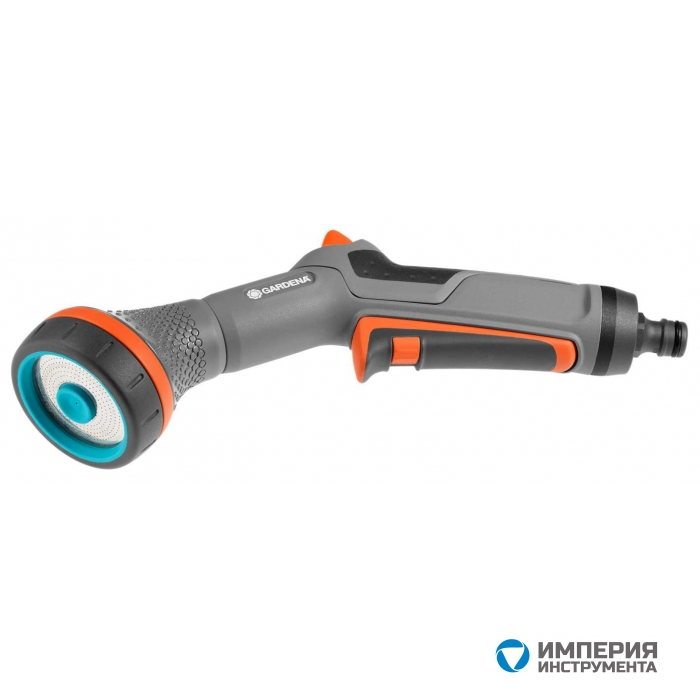 Пистолет-распылитель для полива многофункциональный Gardena Comfort 18321