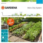 Комплект для грядок базовый Gardena