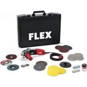 Угловая шлифовальная машина Flex LE 14-7 125 INOX Set