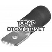 Штекеры плоские изолированные KNIPEX KN-9799111 (100 шт.)