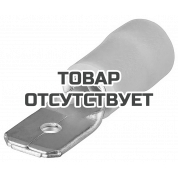 Штекеры плоские изолированные KNIPEX KN-9799112 (100 шт.)