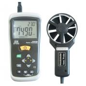 Измеритель скорости воздуха и температуры CEM(СЕМ) DT-619