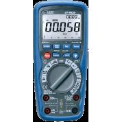 CEM(СЕМ) DT-9939 Профессиональный цифровой мультиметр в двойном пластиковом водонепроницаемом корпусе, степень защиты IP67