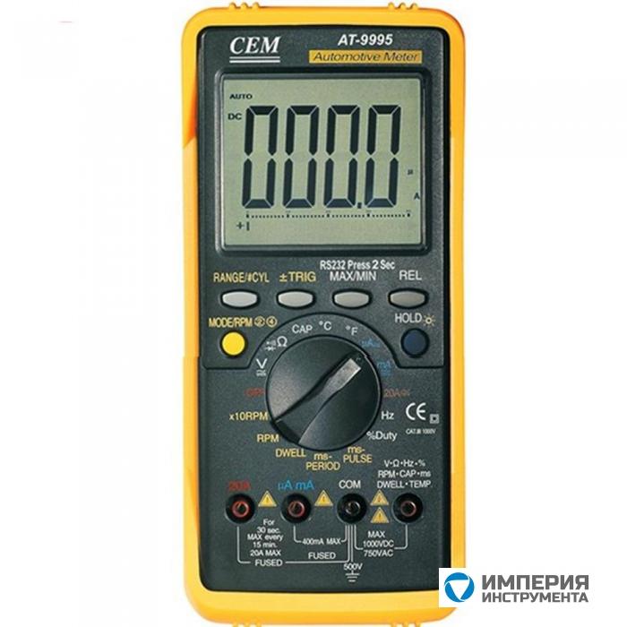 Автомобильный мультиметр CEM(СЕМ) AT-9995E
