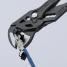 Клещи переставные-гаечный ключ KNIPEX KN-8602250SB