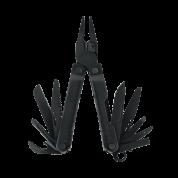 Мультитул Leatherman Rebar, 17 функций, нейлоновый чехол, черный