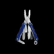 Мультитул Leatherman Squirt PS4, 9 функций, синий