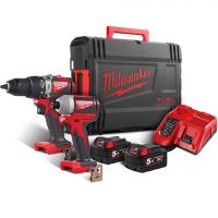 Набор инструментов Milwaukee M18 BLPP2A2-502X