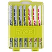 Набор плотен универсальных для лобзика Ryobi RAK10JSB