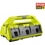 Зарядное устройство 6-портовое Ryobi RC18-627 ONE+