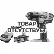 Гайковерт импульсный аккумуляторный Ryobi R18IW3-L15S ONE+