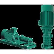 Нормальновсасывающий высоконапорный центробежный насос Zeox FIRST H 16002-55-2