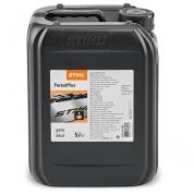 Минеральное масло Stihl ForestPlus, 5 л