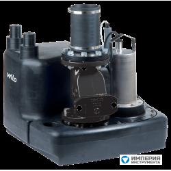 Напорная установка отвода сточной воды Wilo DrainLift M 2/8 RV (1~230 V, 50 Hz)