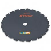 Пильный диск с долотообразными зубьями Stihl  22Z, 200 мм