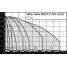 Вертикальный многоступенчатый насос Wilo Helix FIRST V 620-5/25/E/KS/