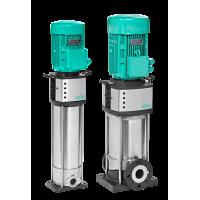 Вертикальный многоступенчатый насос Wilo Helix V 407-2/25/V/KS