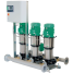 Насосная станция Wilo Comfort CO-4 Helix V 1005/K/CC