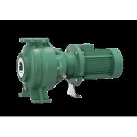 Насос для отвода сточных вод блочной конструкции со встроенным стандартным электродвигателем фекальный насос Wilo RexaBloc RE 15.84D-230DAH160L4
