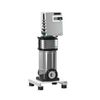 Вертикальный многоступенчатый насос Wilo Helix EXCEL 616-2/25/V/KS