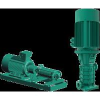 Нормальновсасывающий высоконапорный центробежный насос Wilo Zeox FIRST H 9007-75-2