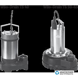 Погружной насос для сточных вод Wilo TS 40/10A 1-230-50-2-10M KA