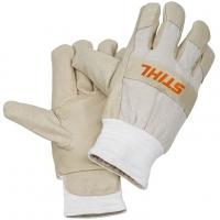 Кожаные зимние перчатки Stihl унифицированный размер