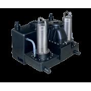 Напорная установка для отвода сточных вод RexaLift FIT L 2-16