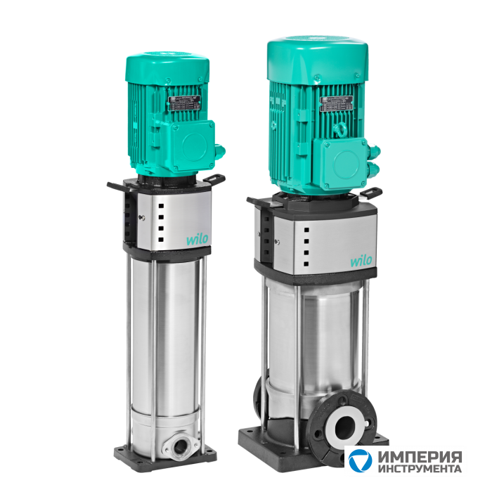 Вертикальный многоступенчатый насос Wilo Helix V 220-1/25/E/KS