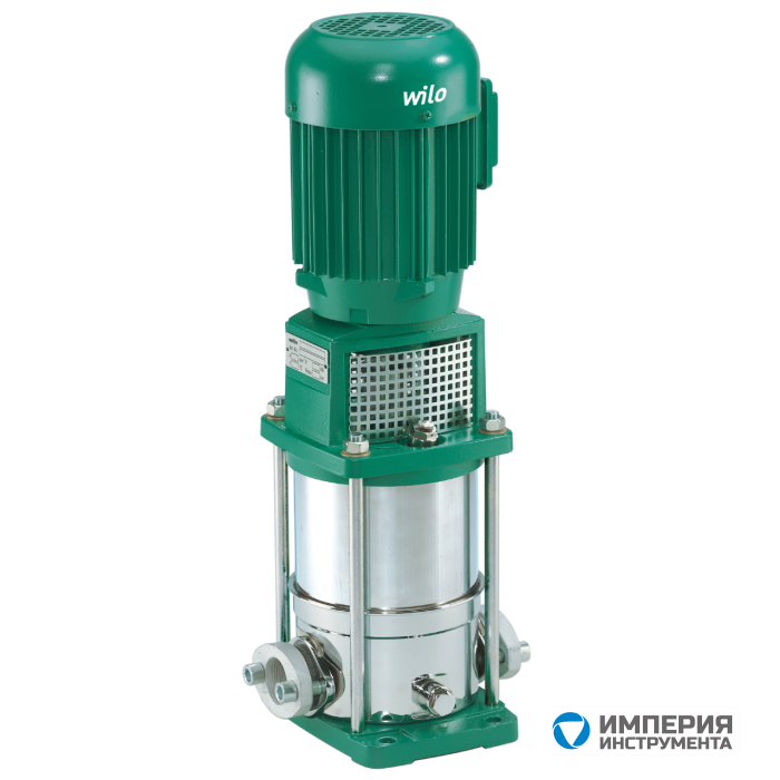 Вертикальный многоступенчатый насос Wilo Multivert MVI 7002/1-3/25/E/3-400-50-2