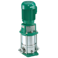 Вертикальный многоступенчатый насос Wilo Multivert MVI 9505/2 (3~400 V, EPDM, )