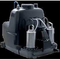 Напорная установка отвода сточной воды Wilo DrainLift XL 2/25