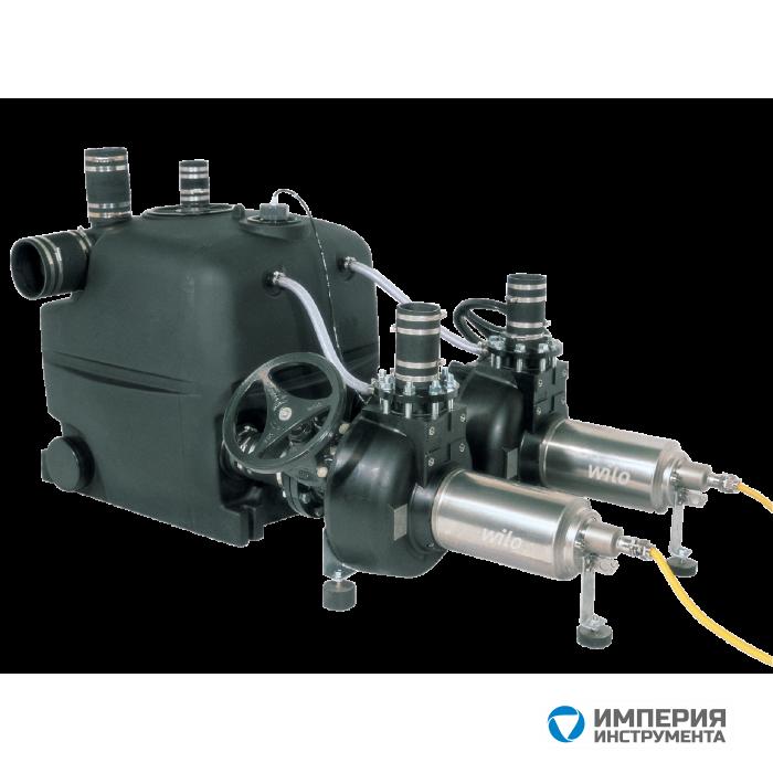 Напорная установка отвода сточной воды Wilo DrainLift XXL 840-2/1,7