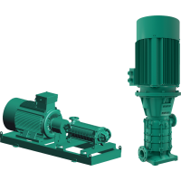 Нормальновсасывающий высоконапорный центробежный насос T Wilo Zeox FIRST H 9008-90-2